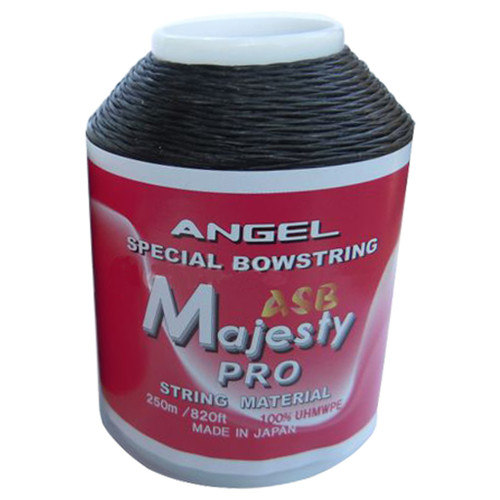 Angel Majesty Asb Pro String Material Black 820 Ft./ 250m