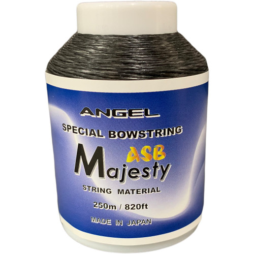 Angel Majesty Asb String Material Black 820 Ft./ 250m