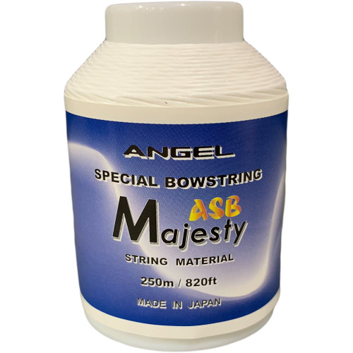 Angel Majesty Asb String Material White 820 Ft./ 250m