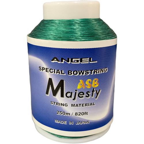 Angel Majesty Asb String Material Hunter Green 820 Ft/ 250m