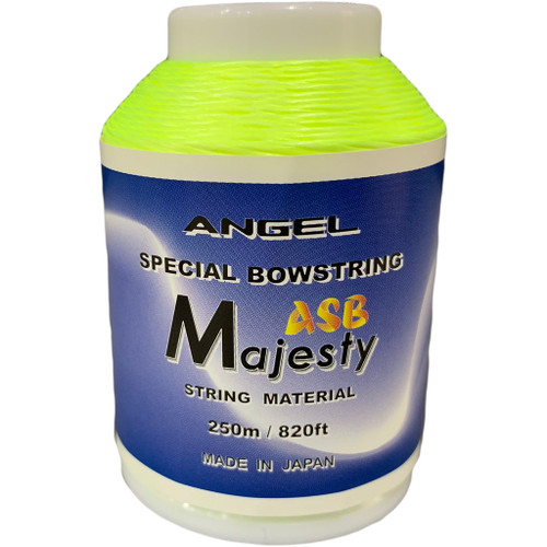 Angel Majesty Asb String Material Yellow 820 Ft/ 250 M