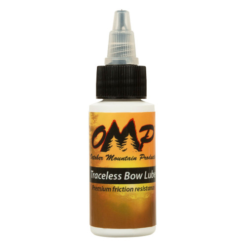 October Mountain Tracelessbow Lubricant 1 Oz.