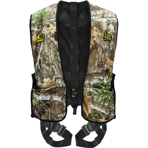 Hss Treestalker Harness With Elimishield Realtree Large/x-large