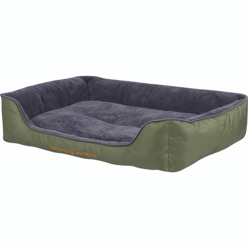 Arctic Shield Dog Bed Winter Moss Large