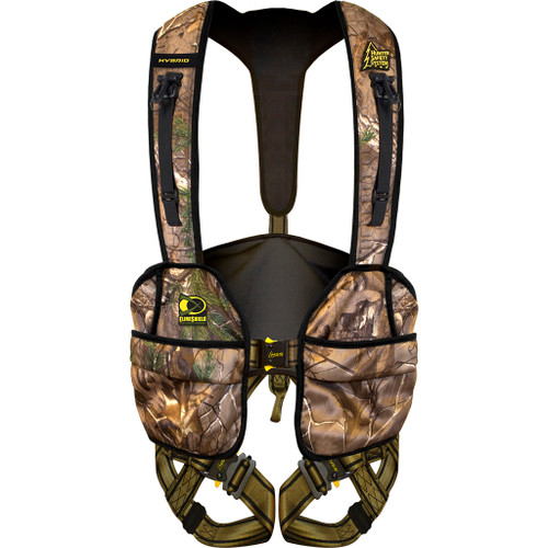 Hss Hybrid Harness With Elimishield Realtree Small/medium