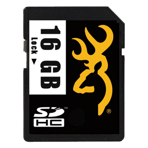 Browning Trail Camera Sd Card 16 Gb