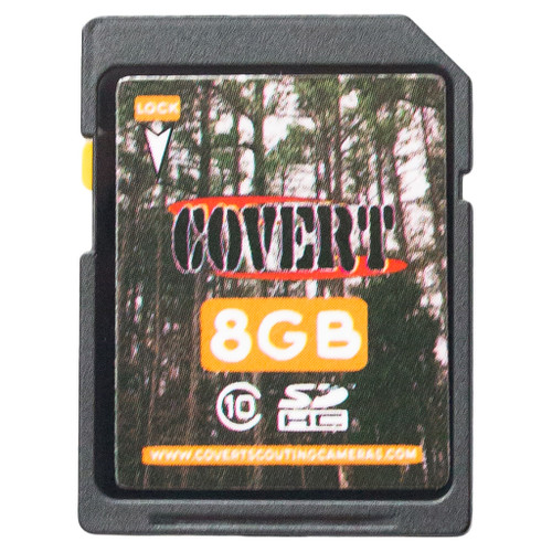 Covert Sd Memory Card 8 Gb