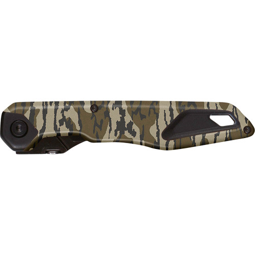 Gamekeeper Switch-back Knife Mossy Oak Bottomland