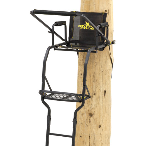 Rivers Edge Ladder Stand Deluxe Xt