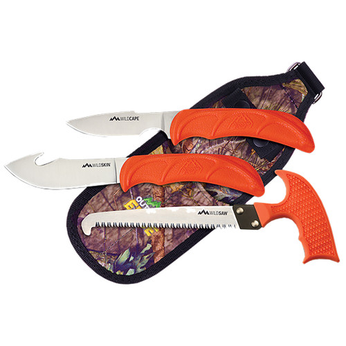 Outdoor Edge Wildguide Game Processing Combo