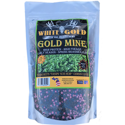 White Gold Gold Mine Seed 3.5 Lb.