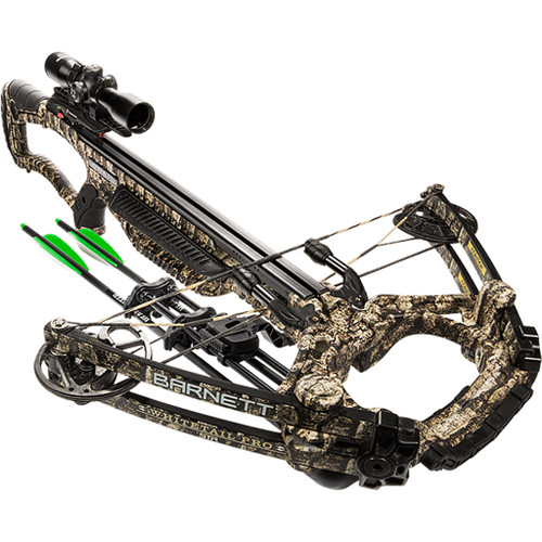 Barnett Whitetail Hunter Pro Crossbow With Crank Cocking Device