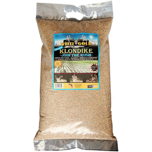 White Gold Winter Klondike Seed 25 Lb.