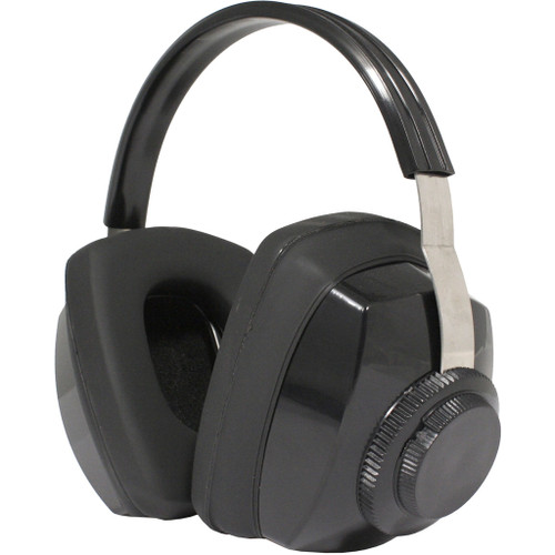 Radians Competitor Earmuff Black