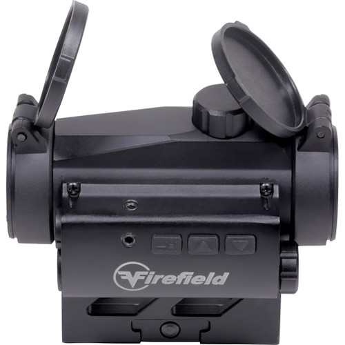Firefield Impulse Compact Red Dot Sight 1x 22mm W/ Red Laser Picatinny/weaver Mount