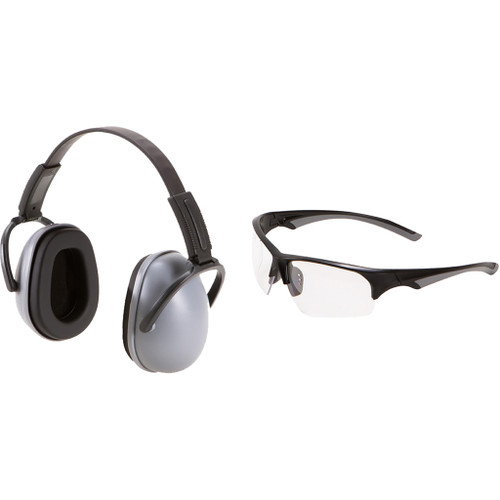 Allen Passive Muff/eye Protection Combo