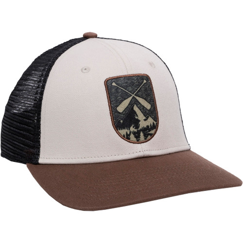 Outdoor Cap Cascade Cap Stone/black/coffee