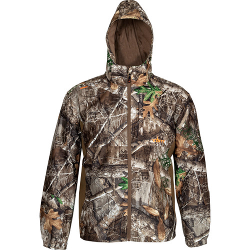 Habit Scent Factor Jacket Large Realtree Edge/cub