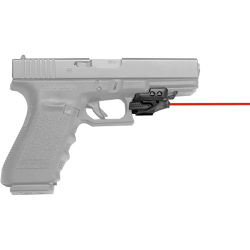 Crimson Trace Rail Master Universal Rail Mount Red Laser