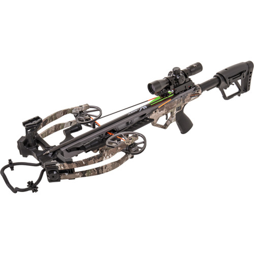 Bear X Constrictor Crossbow Package Veil Stoke
