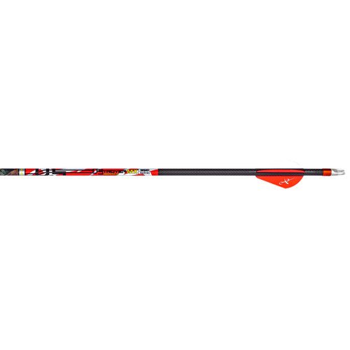 Carbon Express D-stroyer Mx Hunter Arrows 400 2 In. Vanes 6 Pk.