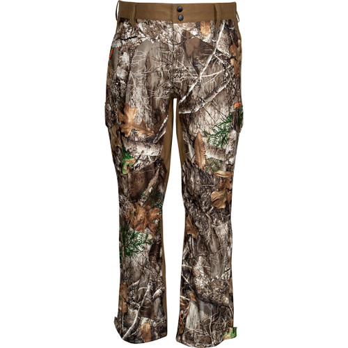 Habit Scent-factor Pant Large Realtree Edge/cub