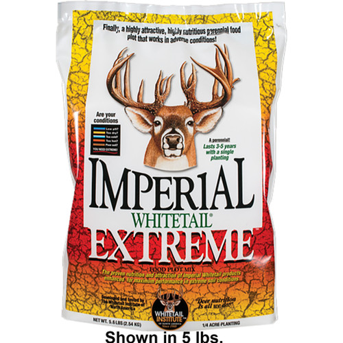 Whitetail Institute Extreme Wildlife Seed Blend 23 Lbs.