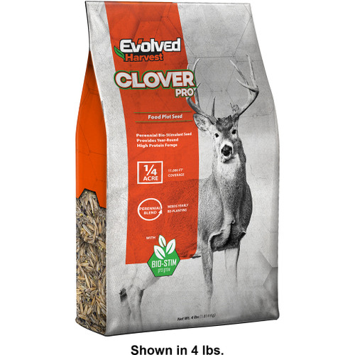 Evolved Clover Seed 2 Lb.