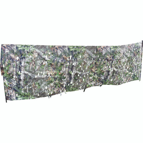 Hunters Specialties Ground Blind Portable Realtree Edge 8 Ft.