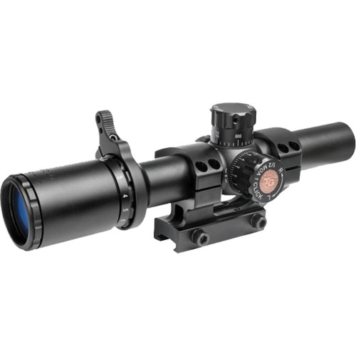 Truglo 30 Series Tactical Scope 30mm 1-6x24 Ir Spc