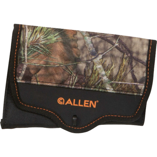 Allen Rifle Stock Shell Holder With Cover Mossy Oak