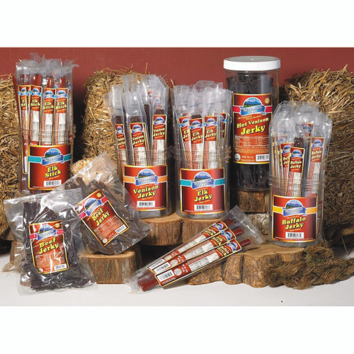 Pacific Mountain Buffalo Stick 30 Pk.