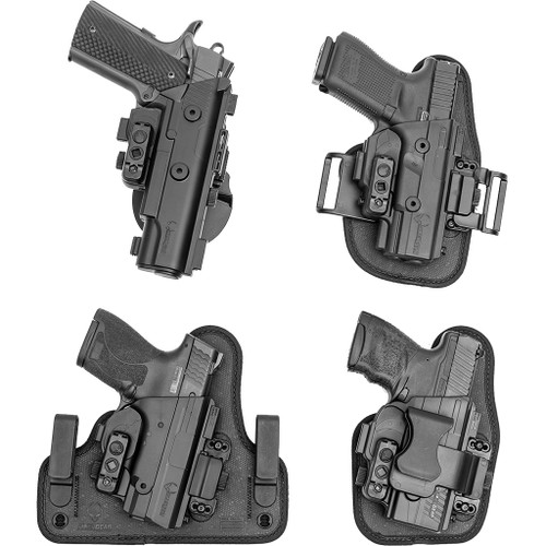 Alien Gear Core Carry Kit Springfield Xdm 3.8 Compact Left Hand