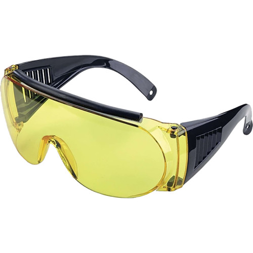 Allen Fit-over Shooting Glasses Yellow