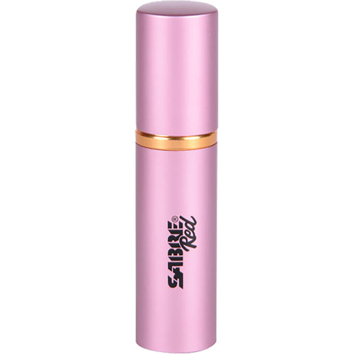 Sabre Pink Lipstick Pepper Spray