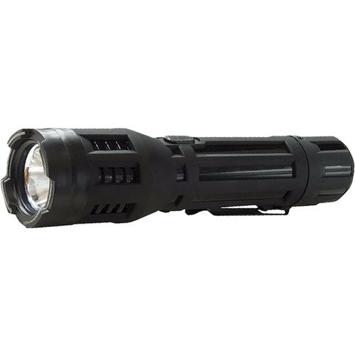 Sabre Tactical Stun Gun 1.820 Uc With Led Flashlight And Holster