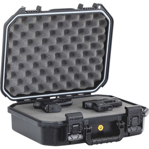 Plano All Weather Pistol Case Two Pistol