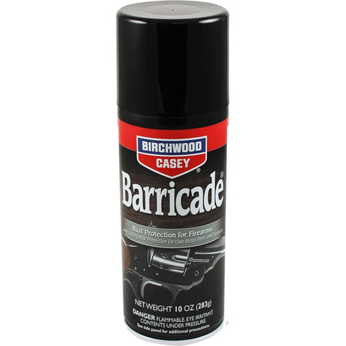 Birchwood Casey Barricade Rust Protection Spray Aerosol 10 Oz.