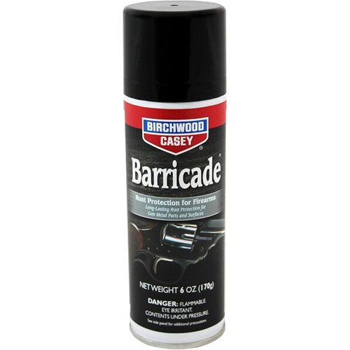 Birchwood Casey Barricade Rust Protection Spray Aerosol 6 Oz.