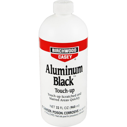 Birchwood Casey Aluminum Black Touch-up 32 Oz.