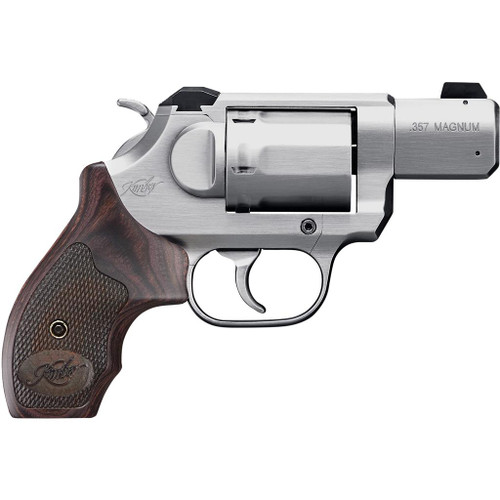 KIMBER K6S DASA REVOLVER .357 MAG. 2 IN. STAINLESS 6 RD
