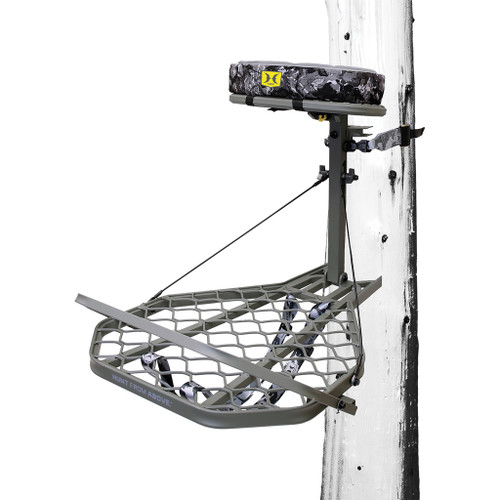 Hawk Helium Pro Hang On Stand