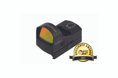 Burris FastFire III with Mount 1x 21x15mm 3 MOA Illuminated Red FastFire Dot CR1632 Lithium Black Matte