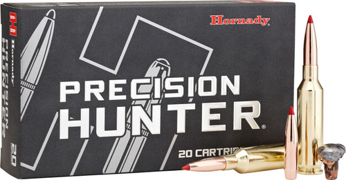 Hornady Precision Hunter 6mm Creedmoor 103 gr Extremely Low Drag-eXpanding 20 Box