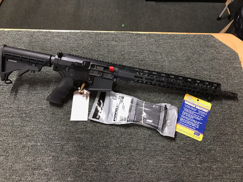 WINDHAM WEAPONRY SRC-308 RIFLE .308 WIN. 16.5 IN. FREE FLOATING HANDGUARD 20 RD.