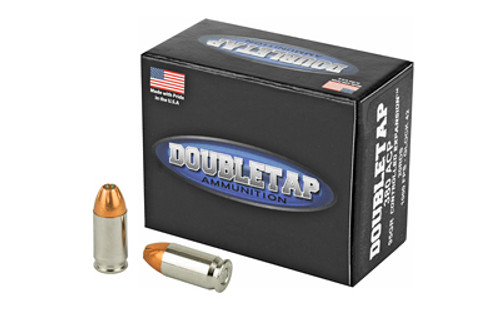 DoubleTap Ammunition Controlled Expansion 380 ACP 95Gr Jacketed Hollow Point 20 Round Box