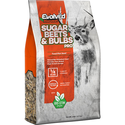 Evolved Sugar Beets & Bulb Seed 2.25 Lb.