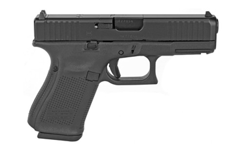 "Glock 19 Gen5 M.O.S. Striker Fired Compact Size 9MM 4.02"" Marksman Barrel 10Rd 3 Magazines"
