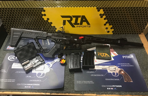"""Armscor VR82 Semi-automatic Shotgun 20 Gauge 3"""" Chamber 18"""" Barrel Black Synthetic Thumb Hole Stock Flip Up Front and Rear Sights 5Rd"""