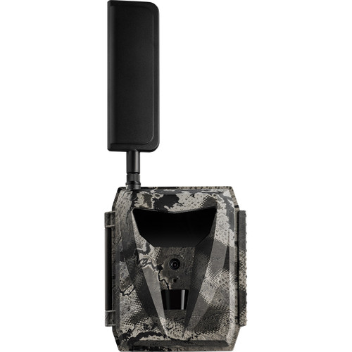 Spartan Ghost Blackout Cellular Trail Camera Black At&t
